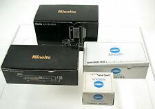 Auto Bellows III Balgen-Gerät shift tilt MINOLTA MD compact Macro Stand AB TOP