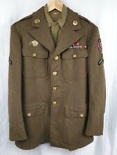 Original US WK2 Uniform, 106th Infantry Division