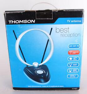 Thomson ANT517 Zimmerantenne (40 dB Verstärkerleistung) …