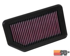 K&N Replacement Air Filter For HONDA CITY L4-1.5L F/I 2014 33-3030