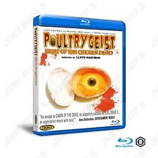 Poultrygeist Night Of The Chicken Dead + Special Features : New Blu-ray