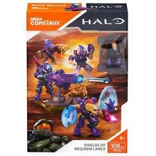 Mega Construx Halo Fireteam SHIELDS OF REQUIEM LANCE Construction Set (FMM88)