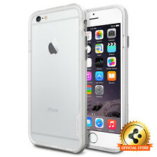 [Spigen Outlet] Apple iPhone 6 / 6S [Neo Hybrid EX] Satin Silver Bumper Case