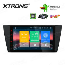Android 9.0 Quad Core GPS Car NON DVD player for BMW E90 E91 E92 Manual&Auto A/C