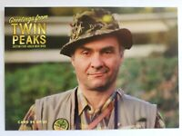 Twin Peaks Gold Box Postcard #55 of 61 - (Windom Earle) - 2007