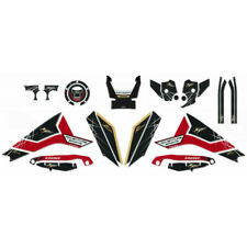 motoschuh Komplett Set Aufkleber Kit für Africa Twin CRF1100L - 2020