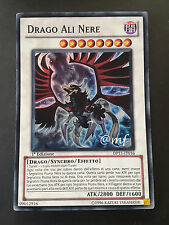 DRAGO ALI NERE DP11-IT016 ITA - YGO YUGIOH YU-GI-OH [MF]