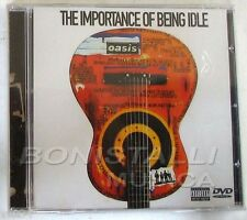 OASIS - THE IMPORTANCE OF BEING IDLE - DVD Single Sigillato