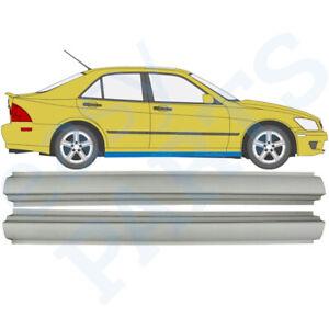 LEXUS IS 200 IS 300 1998-2005 2x SILL REPAIR PANEL ROCKER PANEL / PAIR