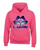 Cartoon Hands Galaxy Diamond HOODIE galaxy design diamond hooded sweatshirt
