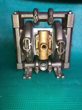 WILDEN STAINLESS STEEL PUMP MODEL T1 WITH TEFLON DIAPHRAGM