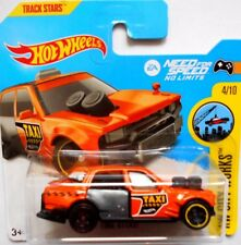 HOT WHEELS TIME ATTAXI HW CITY WORKS -  MATTEL