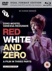 Red, White and Zero (2018) Brand New Blu Ray FREEPOST
