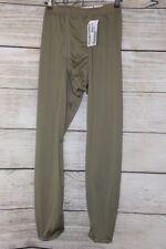 Milliken Army silkweight underwear Bottom Pants Small regular Coyote New