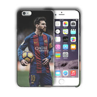 Iphone 4S 5 6 6S 7 8 X XS Max XR 11 Pro Plus SE Case Cover Leo Messi  Soccer n3