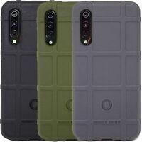 Custodia protettiva tpu cover case RUGGED SHIELD per Xiaomi Mi 9 Mi9 Explorer