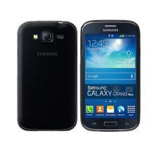Cover per Samsung Galaxy Grand Neo, in silicone TPU trasparente Nero