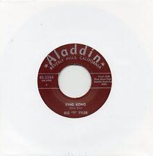 BIG T TYLER      KING KONG  /  SADIE GREEN  ALADDIN   Re-Iss/Re-Pro  R&B/MOD