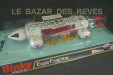 DINKY TOYS GB. EAGLE FREIGHTER. COSMOS 1999.REF:360. +Boite.  GERRY ANDERSON.