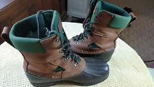 L.L.Bean maine Hunting Shoe  boots sz 12