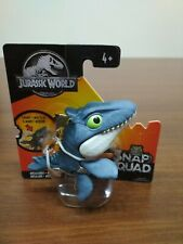 Jurassic World Snap Squad Mosasaurus Dinosaur Mattel New in Original Packaging