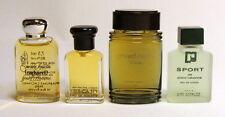 MEN'S MINI PERFUMES CACHAREL, PACO RABANNE SPORT, TUSCANY, GERARD DANFRE
