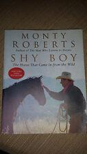 MONTY ROBERTS Horse Training   SHY Boy  BOOK