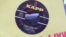 JOHNNY CYMBAL MR. BASS MAN / SACRED LOVERS VOW ON KAPP  RECORDS
