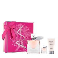 Lancome La Vie Est Belle perfume 50ml Gift Set EDP + Body Lotion