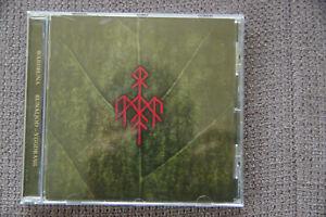 Wardruna Runaljod Yggdarsil CD 2013/2015
