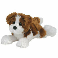 TY Beanie Baby - ROWDY the Dog (Brown & White Version) (7.5 inch) - MWMTs
