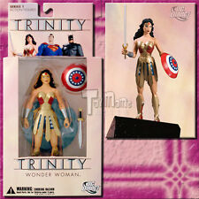 DC Direct Trinity Series 1 Wonder Woman 6-Inch Action Figure