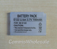 Replacement Li-Ion Battery for NEC E122 Mobile Phone NEW