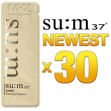 Su:M37 Losec Therapy Cream 30pcs Antiaging Moisturizer Sum37 Korean Cosmetic New