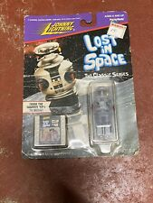 Johnny Lightning Lost in Space Action Figure Robot B-9—-New—For Charity