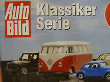 Auto Bild  Klassiker Serie  versch. Modellautos  1:60  NEU / OVP  aussuchen
