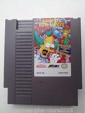 Krusty's Fun House (Nintendo NES, 1992) Game Cartridge Only--Tested (NTSC)