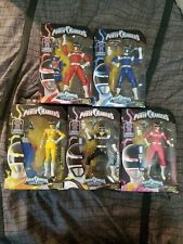Sabans Power Rangers in Space Collection
