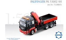 CONRAD 1:50 SCALE MAN TGX AND PALFINGER PK53002 REINDL 71188/01