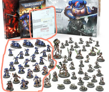 Brand New Warhammer 40k Indomitus Space Marine Half Primaris (24-Men) Free Ship