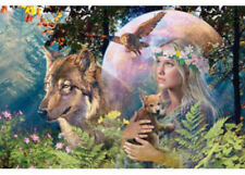 Ravensburger Lady Of The Forest 3000 Piece Jigsaw Puzzle