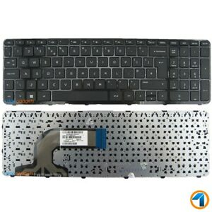 New HP Pavillion 15-N 15-E 15-H 15-S UK Laptop Keyboard 719853-031 749658-031