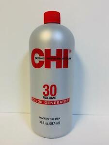 CHI 30 Volume Color Generator Color Developer - 30 oz