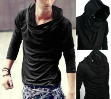 Hooded Stretch T-Shirts for Men