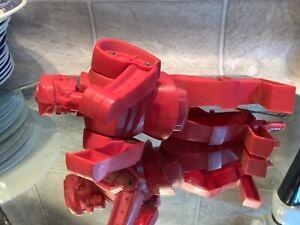 Original Vtg wired Red Rockem Sockem Robot Replacement