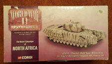 Corgi WWII North Africa Churchill MkIII Tank British Army 145 Regiment CC60105