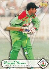 David Boon Single Cricket Trading Cards