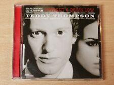 Teddy Thompson/Upfront & Down low/2007 CD Album
