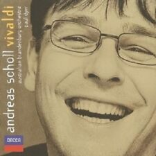 ANDREAS SCHOLL/AUSTRALIAN BRANDE...-NISI DOMINUS CD NEW+
