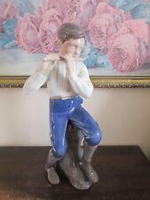 """B&G Bing & Grondahl Copenhagen Denmark Large Porcelain Figurine 1897 EJ 11.5"""""""